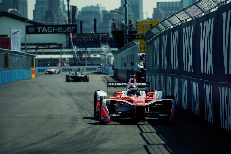 La Fórmula E, a un pas de l'avançament per l'esquerra a l'F1?
