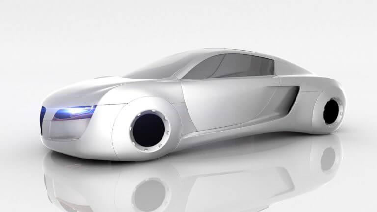 The car of tomorrow