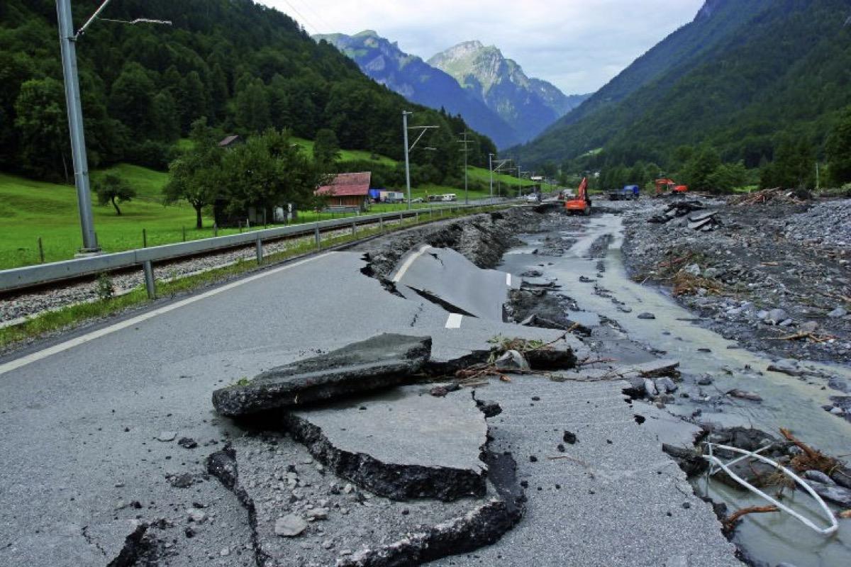 El cambio climático llegará a las carreteras y afectará a la seguridad vial