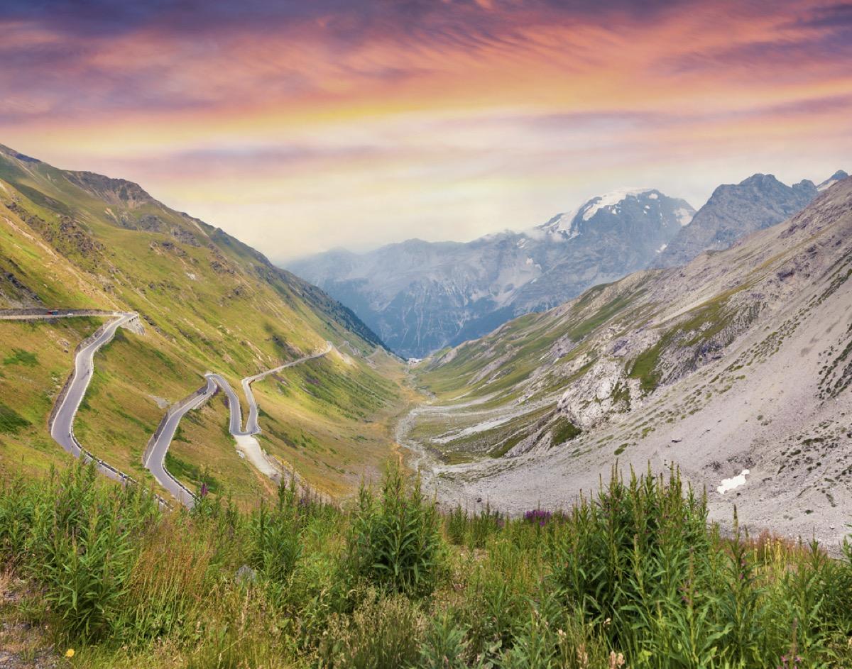 Italia - Paso Stelvio - Flickr - Autor Marco Stetter