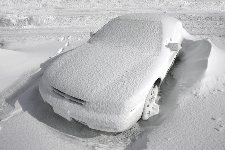 How to get your car back to normal after a snowstorm