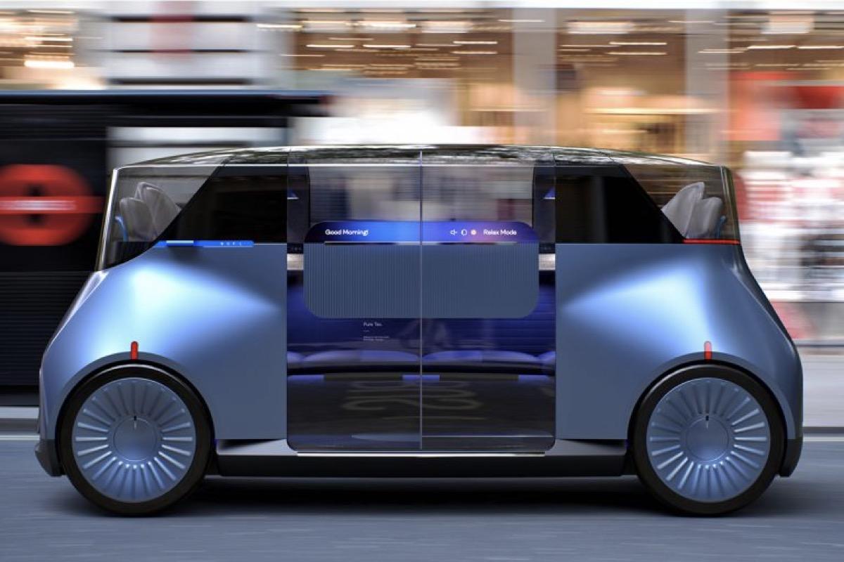 The future of urban public transport is in autonomous cars