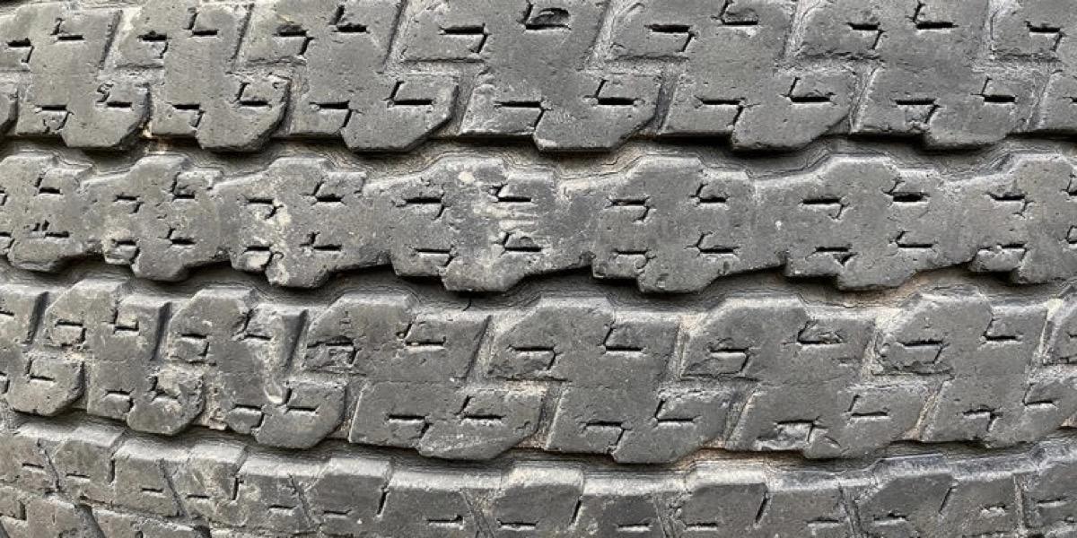 7 maneras de reciclar los neumáticos en desuso (y no son las únicas)