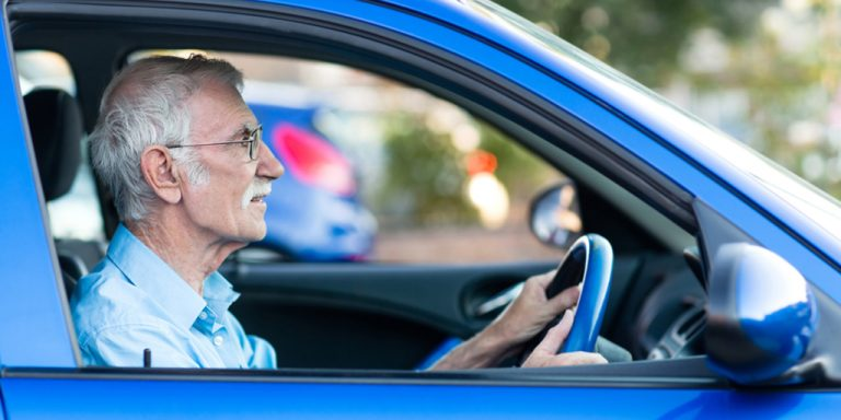 Driving until you're 90? The system that will help older drivers to keep driving